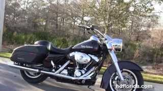 4. 2005 Harley Davidson Road King Custom  - Used Motorcycles for sale