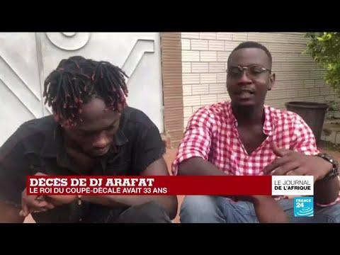 Décès de DJ Arafat : réactions de ses proches et de son manager Abib Marouane