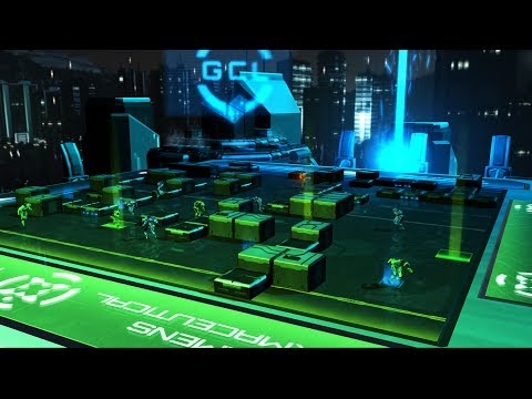 access - www.frozencortex.com Frozen Cortex is a simultaneous turn-based tactical futuresport from Mode 7!