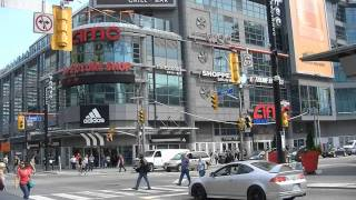 Ontario (OR) United States  City new picture : Downtown Toronto Ontario Canada 2011