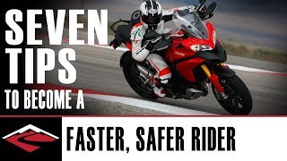 Video Seven Tips to Become a Better, Faster and Safer Motorcycle Rider MP3, 3GP, MP4, WEBM, AVI, FLV Juli 2019