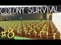 Colony Survival  Part 8  Farming For Myself