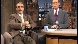 Jay Thomas on The Late Show with David Letterman #1