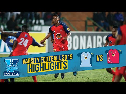TUT re-find their groove, just in time! | Highlights | Varsity Football Round 7