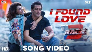 Video I Found Love Song Video - Race 3 | Salman Khan, Jacqueline | Vishal Mishra | Bollywood Song 2018 MP3, 3GP, MP4, WEBM, AVI, FLV Juli 2018