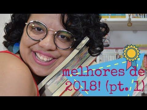 MELHORES LIVROS DE 2018 | PARTE 1