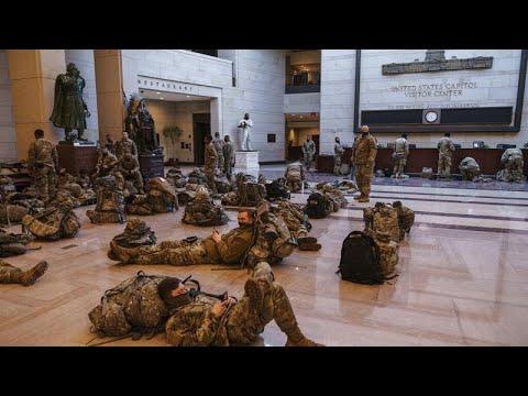 USA: Beratungen über Amtsenthebungsverfahren gegen Tr ...