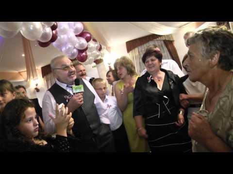 Przyspiewki Weselne Babci (18+) przygrywa zespół RECORD, chants grandmother's wedding