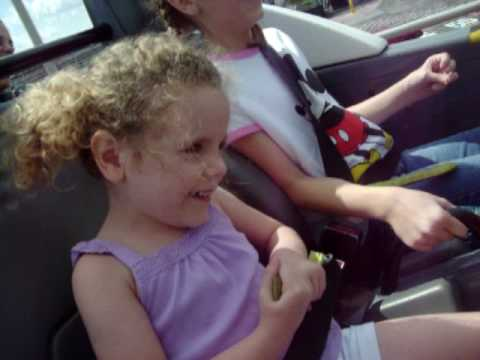 Ansley & Sheridan on Test Track