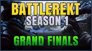 Gameplay & Team Coms, Battlerekt 3v3 Tournament Teldo's Daily Stream ▻ http://twitch.tv/teldoo Watch another Battlerite video!