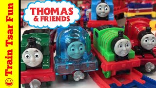 Will these My First Thomas by Fisher Price work with Thomas Adventures? Pumabomb56 asked this question here:https://www.youtube.com/watch?v=l1ZIr2A1LsUSince we have plenty of Thomas Adventures we tested it out. Plus we show you some of our characters and open up some more including Hiro, Trevor, Caitlin, Connor, Gordon, Henry, Percy, Thomas, and many more!Kid and family friendly videos about toy trains, real trains, and more!Thomas the Tank Engine, Chuggington, LEGO trains, and more fun!Please SUBSCRIBE for more Train fun: http://bit.ly/1v93HUTMy LEGO Channel: http://www.youtube.com/user/bricktsarMy Toys Channel: http://www.youtube.com/user/jolson37My Son: http://www.youtube.com/user/theymightbebricksMy daughter: http://www.youtube.com/user/sowhosthatgirlMrs. BrickTsar: http://www.youtube.com/user/seagrove697My Website: http://www.traintsarfun.comHelp support our channel by buying on Amazon: http://amzn.to/2aUvc1fLEGO on Amazon: http://amzn.to/2aEgHxVInstagram: http://www.instagram.com/traintsarfunFacebook: http://www.facebook.com/traintsarfunTwitter: http://www.twitter.com/traintsarfunRoyalty Free Music:Kevin MacLeod (incompetech.com)Licensed under Creative Commons: By Attribution 3.0http://creativecommons.org/licenses/by/3.0