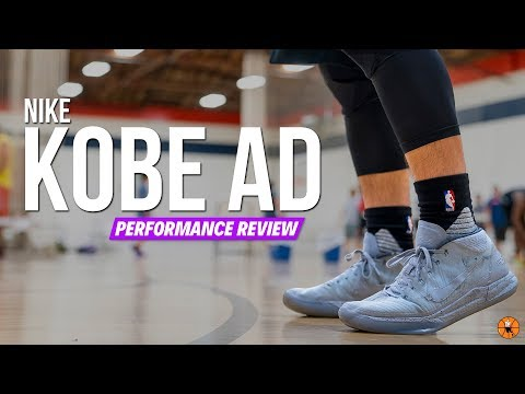 Nike Kobe Ad Mid 'detached' Performance Review
