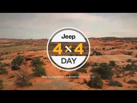 NEW JEEP 4X4 DAY COMMERCIAL - Los Angeles, Cerritos, Downey, Huntington Beach CA - 2017 LINEUP