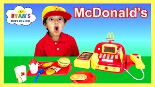Video McDonald's Cash Register Toy Pretend Play Food Cookie Monster Happy Meal Trolls Toys For Kids MP3, 3GP, MP4, WEBM, AVI, FLV Januari 2018
