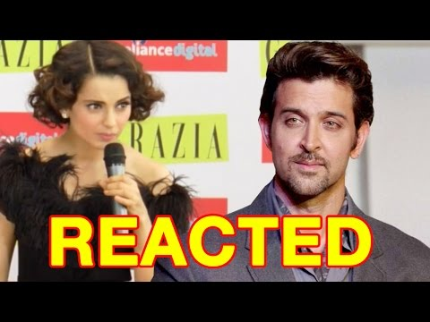 Here's How Kangana Ranaut Reacted When Indirectly