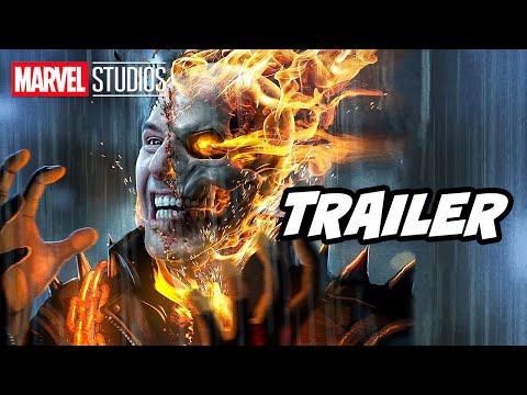Marvel Helstrom Trailer - Doctor Strange 2 Avengers Easter Eggs Breakdown