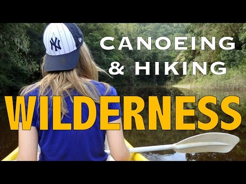 VIDEO: Canoeing and Hiking in Wilderness