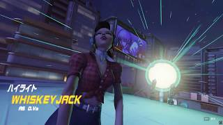 Overwatch: Dva - destroying the enemy counterattack
