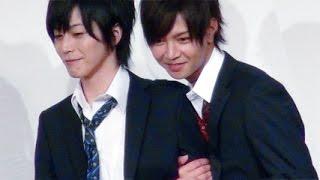 【ゆるコレ】廣瀬智紀と山田ジェームス武「ドラゲナイ」が縁で急接近!
