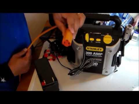 , title : 'STANLEY JUMP STARTER REPAIR AND POSSIBLE MOD'