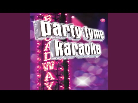 "You Don't Know This Man (Made Popular By ""Parade"") (Karaoke Version)"