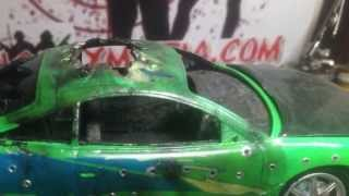Nonton Paul walkers mitsubishi eclipse
