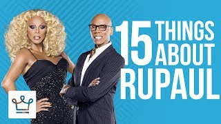 Download Lagu 15 Things You Didn't Know About RuPaul Mp3