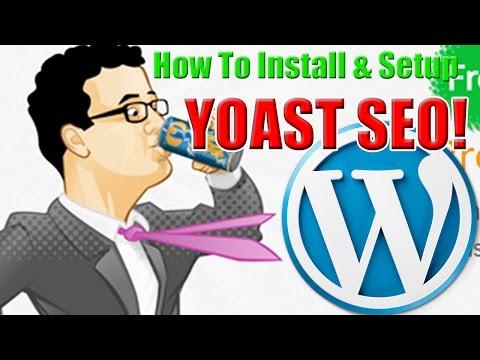 How To Install & Configure Yoast SEO WordPress plugin 2016 Update