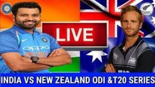 Live Score: New Zealand Vs India 3rd T20 2019 I  live Streaming  I  Ind Vs NZ Live Match