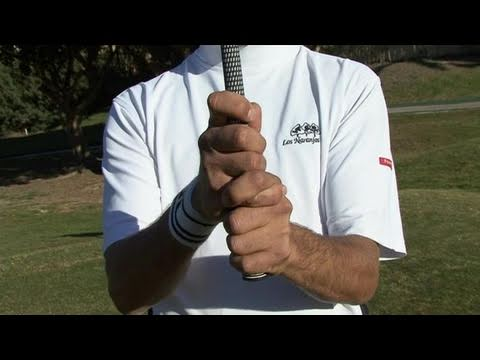 grip - Have you ever wanted to get good at golf the grip. Well look no further than this informative video on How To Master The Golf Grip . Follow Videojug's profes...