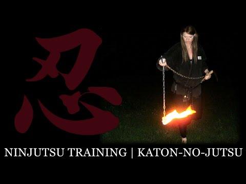 Heiho #0038 (Kuden; 口伝) Katon-no-jutsu (火遁之術) Ninpo, Ninjutsu