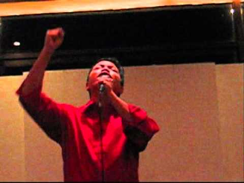 Dondi choir - Music of the Night - from the Phantom of the Opera Conrad Calnea Ong III or Dondi - Tenor. Used to be with the UP singing Ambassadors , Philippines Chamber c...