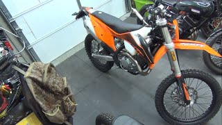 3. 2020 KTM 500 EXC-F | My new bike