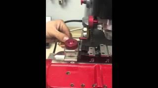 3D Xtreme -fully automated key machine