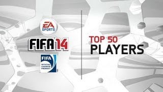 FIFA 14 Top Players YouTube video