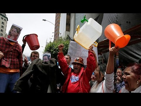 Σε κατάσταση έκτακτης ανάγκης η Βολιβία λόγω ξηρασίας