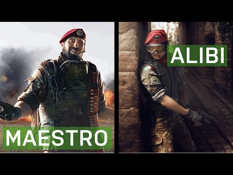 How To Play Maestro And Alibi | Gregor