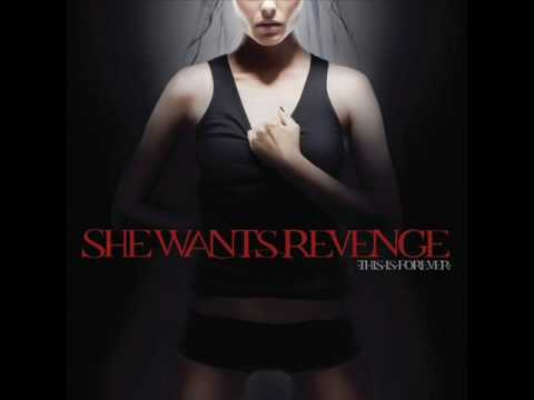She Wants Revenge - She will always be a broken girl (видео)