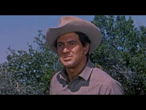 "Rock Hudson - "" GUN FURY "" -  Trailer - 1953"