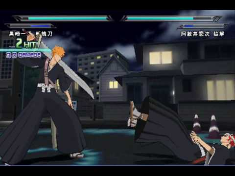 bleach heat the soul 6 psp iso