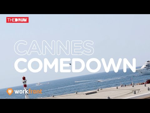 Cannes Comedown: Watch The Drum's Cannes Lions coverage highlights – From Kim Kardashian West to Tinder's Sean Rad  video