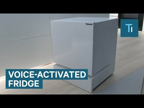 Sohvaperunan unelma – Jääkaappi joka tulee kutsusta luoksesi