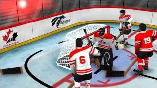 Team Canada Table Hockey YouTube video