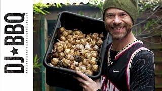 How to Smoke your Garlic by DJ BBQ