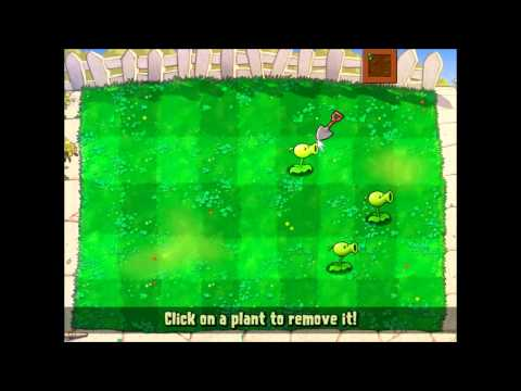 preview-Let\'s Play Plants vs. Zombies! - 001 - We must protect this house! (ctye85)