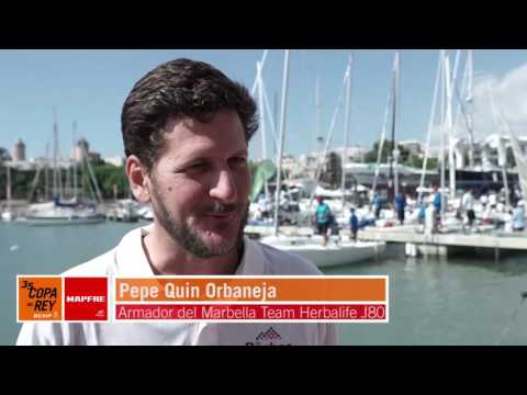 Último día de regatas en la 35 Copa del Rey MAPFRE