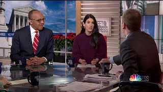 Full Panel: White House finds an 'acting' Chief of Staff   Meet The Press   NBC News