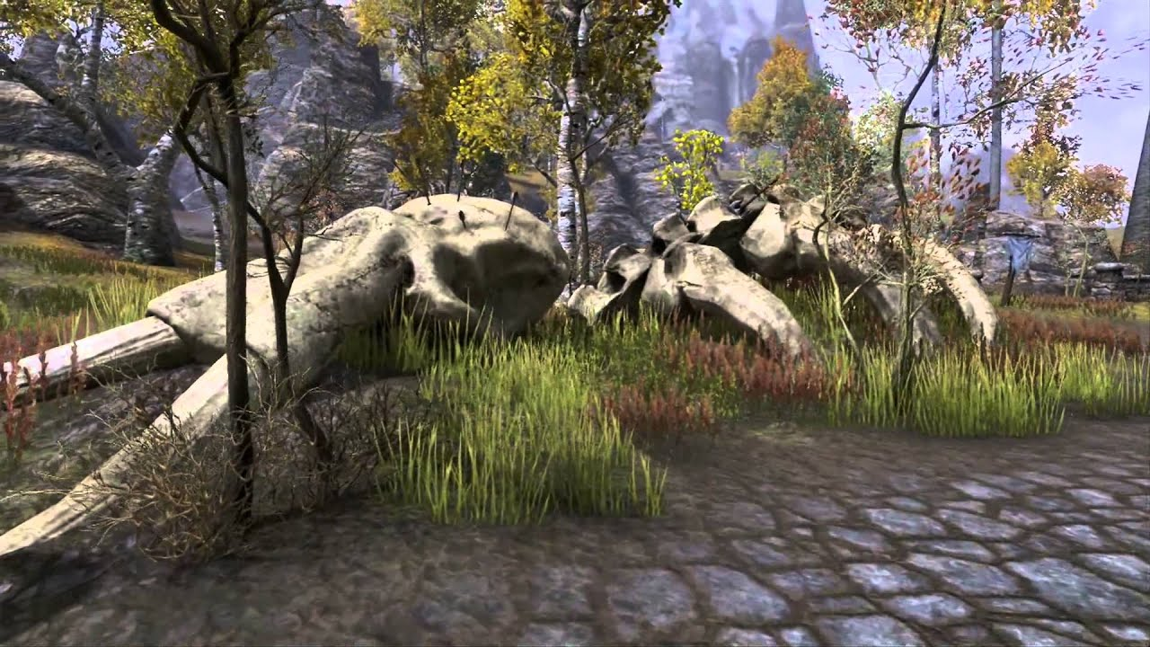 Elder Scrolls Online: видео - Elder Scrolls Online: развенчивая мифы (RUS)