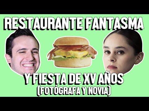 RESTAURANTE FANTASMA Y MÓNICA LOZA - ÑAMÑAM (Episodio 72)