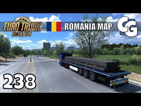 ROMANIA Map v1.6
